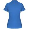 Женская футболка поло Герб України у дірочку