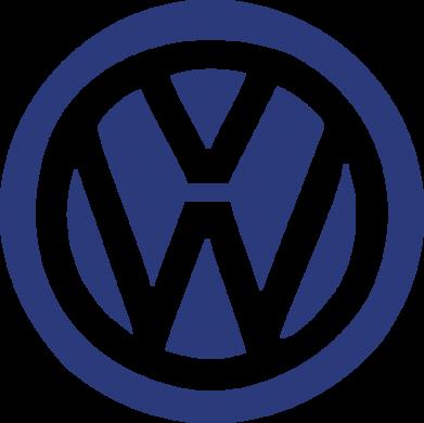 Принт Кружка двухцветная Volkswagen - FatLine