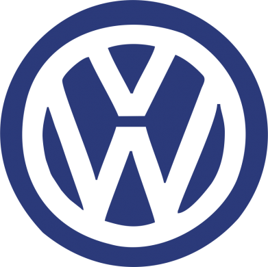 Принт Жіноча футболка поло Volkswagen - FatLine