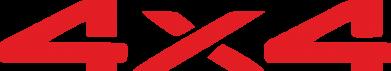 Принт Фартуx 4x4 - FatLine