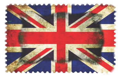 Принт Фартук England - FatLine