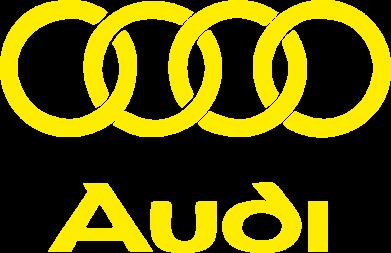 Принт Женская майка Audi - FatLine