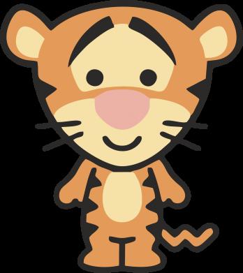 Принт Женская футболка поло тигрюля - FatLine