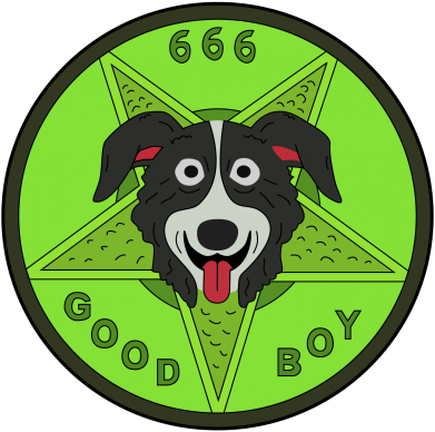 Принт Футболка Mr. Pickles Good Boy - FatLine