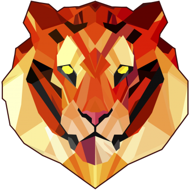 ����� ����� Colorful Tiger - FatLine