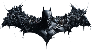 Принт Женская майка Batman Arkham Asylum - FatLine