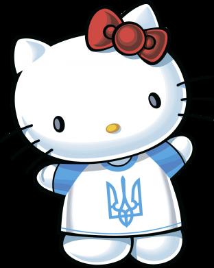 Принт Мужские трусы Hello Kitty UA - FatLine