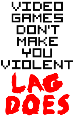 ����� ������� ����� Video games don't make you violent - FatLine