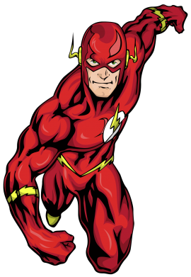 ����� ������� ����� Comics Flash - FatLine