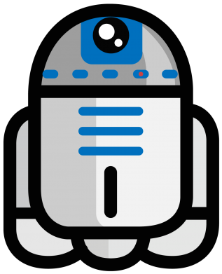 ����� �������� Sweet R2D2 - FatLine