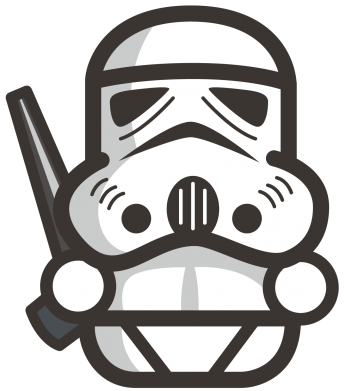 ����� ������� ����� Sweet Stormtrooper - FatLine