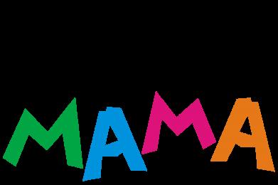 Принт Женская футболка поло Мама - FatLine
