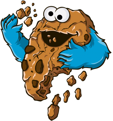 ����� ������� �������� Cookie Monster - FatLine