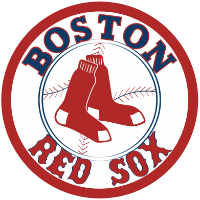 Принт Кепка-тракер Boston Red Sox - FatLine