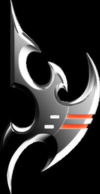 Принт Майка-тельняшка Protoss Symbol - FatLine