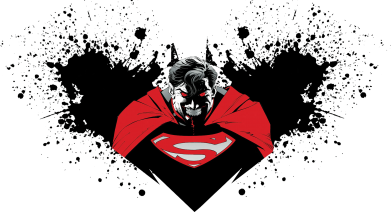 ����� ������� ��������� ���� Superman - FatLine