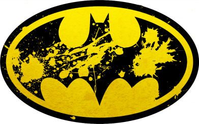 ����� ������� Batman Graffiti - FatLine
