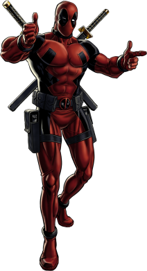 ����� ������� ����� Deadpool - FatLine
