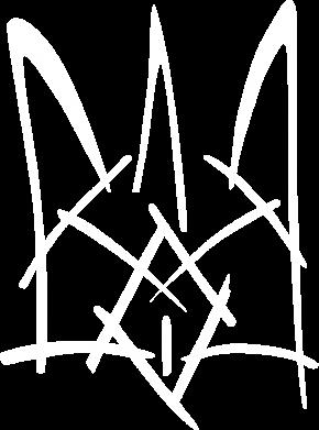 """Принт Мужская футболка  с V-образным вырезом """"Молодіжний герб"""" - FatLine"""