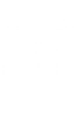 Принт Мужские шорты Spider Man Logo - FatLine
