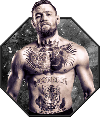 ����� ������� �������� Conor McGregor - FatLine