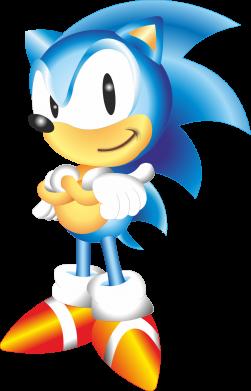 Принт Женская толстовка Sonic - FatLine