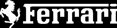 Принт Женская футболка с V-образным вырезом Ferrari - FatLine
