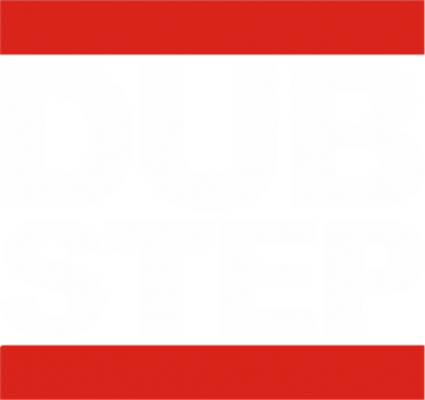 Принт Футболка Dub Step - FatLine
