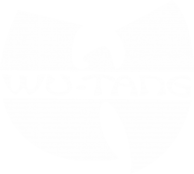 Принт Мужская толстовка на молнии WU-TANG - FatLine
