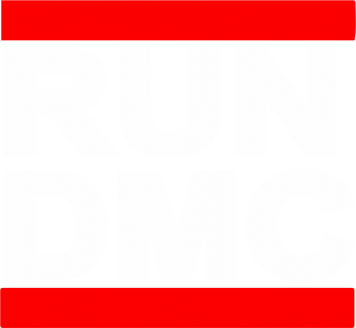 Принт Футболка Поло RUN DMC - FatLine