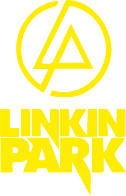 Принт Наклейка Linkin Park - FatLine