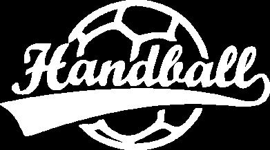 Принт Тельняшка с длинным рукавом Гандбол Лого - FatLine