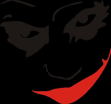 Принт Толстовка жіноча Джокер - FatLine