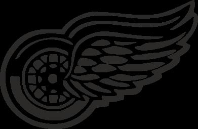 Принт Штаны Red Wings - FatLine