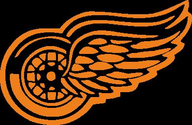Принт Подушка Red Wings - FatLine