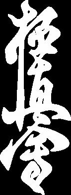 Принт Мужская футболка  с V-образным вырезом Иероглиф - FatLine