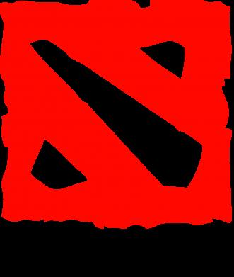 ����� ����� Dota 2 Big Logo - FatLine