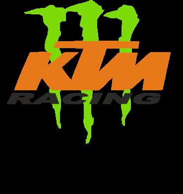 Принт Фартук KTM Monster Enegry - FatLine