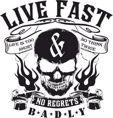����� ������� Live Fast - FatLine
