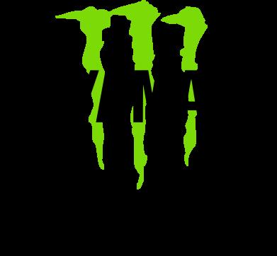 Принт Сумка Yamaha Monster Energy - FatLine