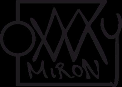 Принт Фартук OXXXY Miron - FatLine