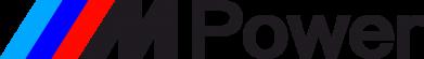 Принт Фартук BMW M Power logo - FatLine