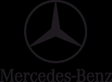 Принт Женская футболка Mercedes Benz - FatLine