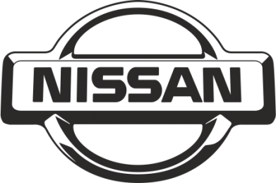 ����� ������� ����� Nissan Logo - FatLine