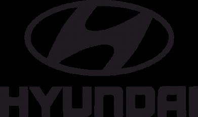 Принт Футболка Поло Hyundai Small - FatLine