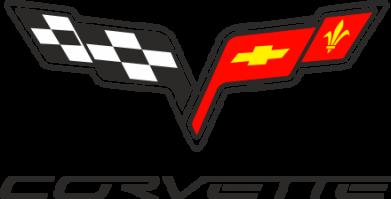 Принт Женская футболка Chevrolet Corvette - FatLine