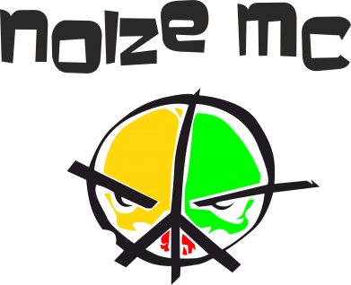 ����� ������� ��������� Noize MC Logo - FatLine