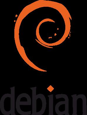Принт Штаны Debian - FatLine