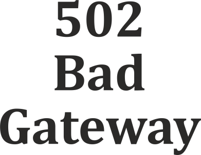 ����� ������� �������� 502 Bad Gateway - FatLine