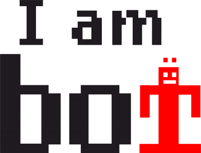 Принт Штаны I am Bot - FatLine